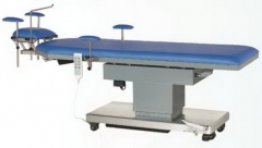 Electro - ophtalmological specific check Operating table