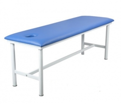 examen du traitement table de massage